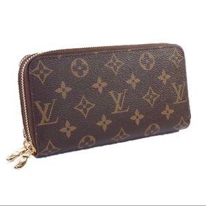 Louis Vuitton Style Wallet